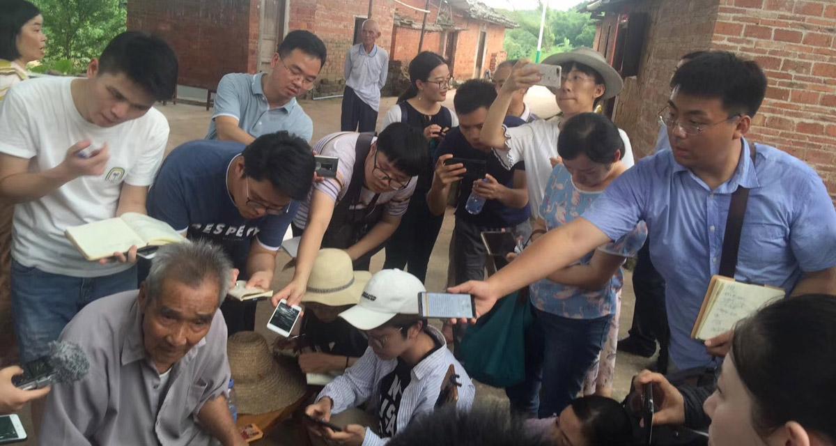 人民日报社朱磊: 坚守那份文字的初心